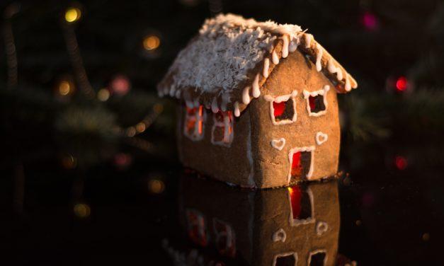 Weihnachtsspenderei